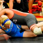 Varsity Wrestling vs. Zeeland East & Montague -- 12-11-19