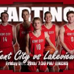 Kent City's varsity teams take on Lakeview in the Nest on Friday in their home openers