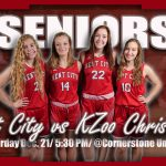 Eagles head to Cornerstone University on Saturday for a Holiday Showcase game against Kalamazoo Christian