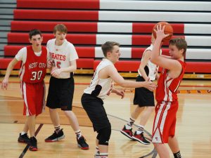 Freshman Boys Basketball travel to Hart 12/17/19
