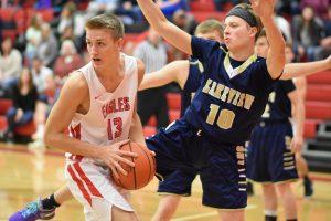 Varsity Boys Basketball vs Lakeview 12/20/19