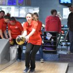 Freshman Lauren Witt leads Eagles to two more CSAA Silver victories and undefeated dual record