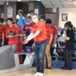 Varsity Bowling Teams finish 1-1 to start the week vs. Hopkins and Potter's House
