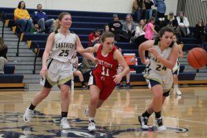 Junior Varsity Girls Basketball @ Lakeview — 12-19-2019