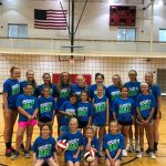 Youth volleyball clinic starts Friday, January 10th