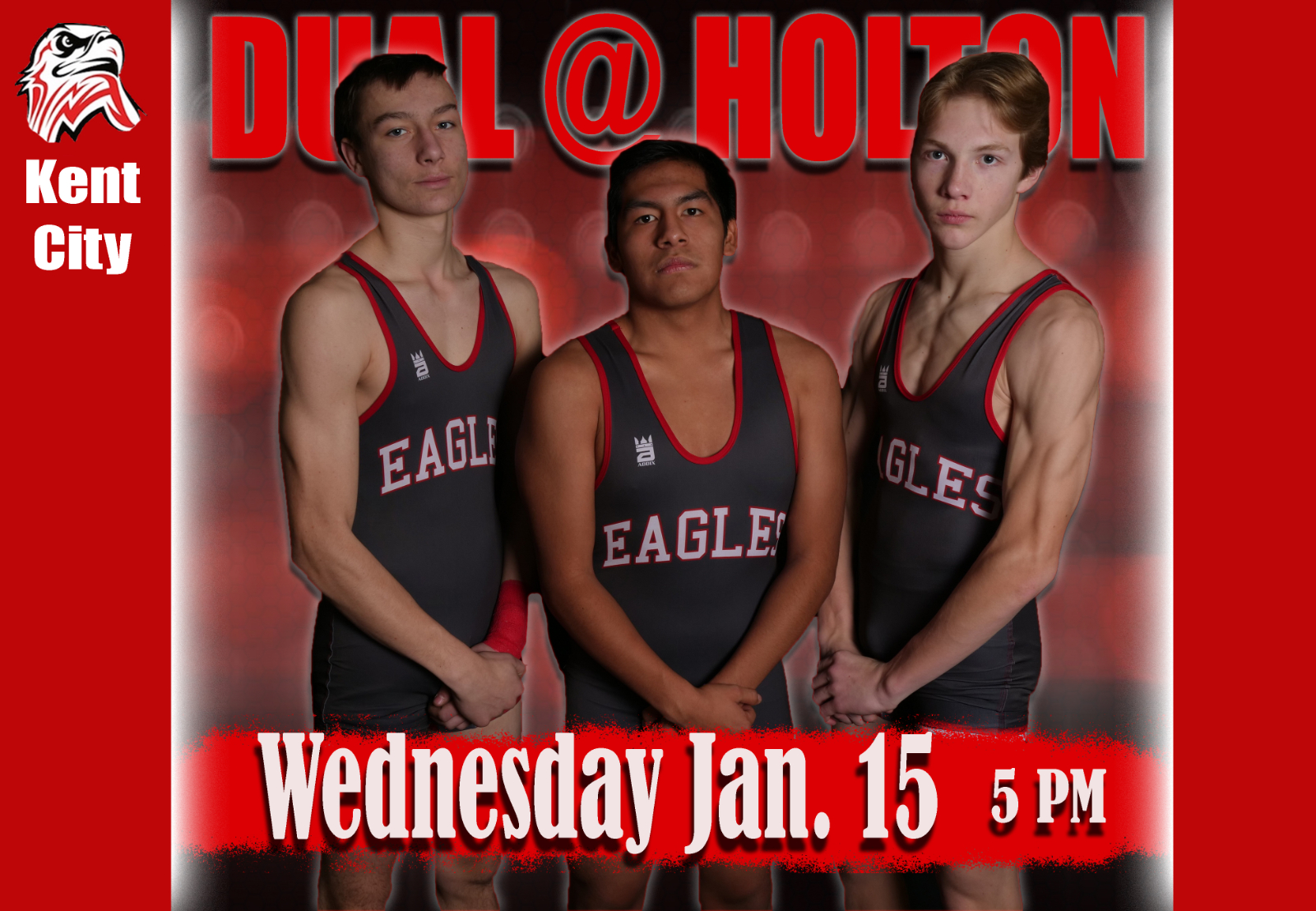 Varsity Wrestling starts defense of CSAA Silver Championship on Wednesday at Holton