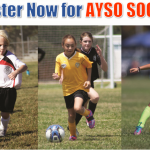 AYSO Soccer holding Sign-ups for Spring 2020 through March 7