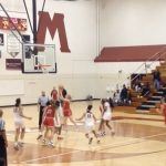Varsity girls fall in a double overtime thriller at Muskegon, 60-57
