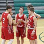 JV Boys Basketball at Hesperia 1/16/20