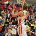Eagles too much for the Indians; Kent City 68 White Cloud 48