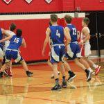 JV Boys Basketball vs. Sparta 1-27-20