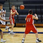 Kent City Falls Short Against Big Rapids