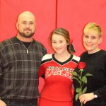 Thank You Parents! Varsity Basketball and Cheer Parents' Night