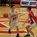 Freshman Boys Basketball beaten by Fremont at home