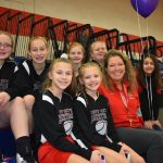 7th Grade Girls Travel to Big Rapids