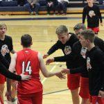 Boys Varsity Basketball at Morley Stanwood 2-14-20