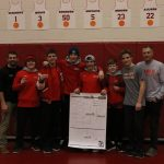Wrestling Team Falls to #6 Ranked Carson City at Team Districts; 6 Wrestlers move on to Individual Regionals