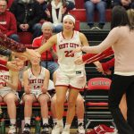 Kenzie Bowers named a finalist for the MHSAA Scholar Athlete Award