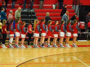 KC Varsity Girls Win District Opener over Ravenna 3.2.2020