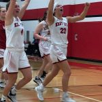 Kenzie Bowers earns 1st Team All-State; Jenna Harrison an Honorable Mention selection