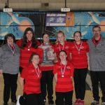 What a turnaround! Varsity Girls Bowlers finish 2nd in the State!