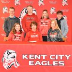 Nick Flegel Signing Day -- 3-10-2020