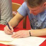 Eli Carlson - Signing Day (Grace Christian University) 3-6-2020