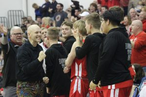 Varsity Boys upset unbeaten Ravenna in District Semi-final 3-11-20