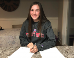 Abby Ignasiak signs with University of Detroit Mercy to run for the Titans