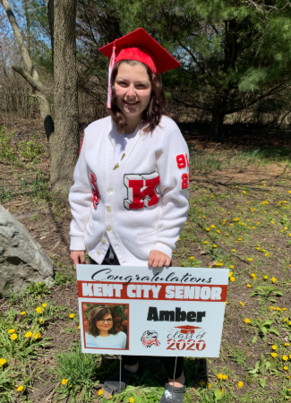 WE are Kent City's Class of 2020 — Amber Coalter