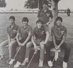 Great Games:  Eagles golf team runner-up, individual medalist in '85 State Finals