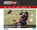 Add Rest Days to Your Workout Routines  — MHSAA Second Half Page