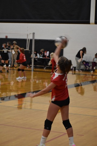 7th Grade Volleyball @ Newaygo — 9-17-2020
