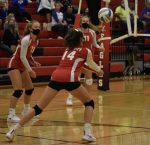 JV volleyball falls to Morley Stanwood