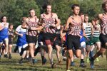 Cross Country Jamboree #2 was Win #2 for the Eagles