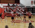 Varsity Volleyball @ Holton -- September 16, 2020