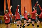 8th grade volleyball come back to defeat White Cloud
