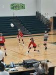 Kent City Freshman Volleyball Defeat West Michigan Christian