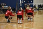 8th grade volleyball wins in best of 5 sets