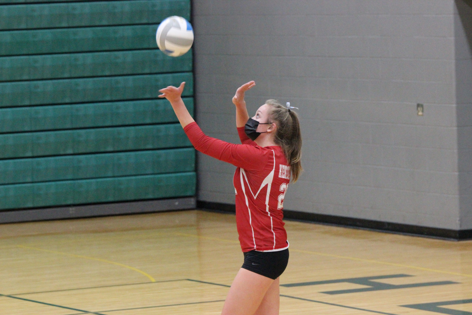 Eagle Volleyball Players Earn Well-Deserved Post-Season Recognition