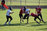 78ers Football comes up short against Lakeview