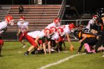 Belding overpowers J.V. Football Team