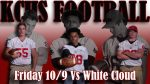 Kent City vs. White Cloud — Game and Livestream Information