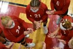 8th Grade Volleyball Hosts Hesperia and Big Rapids