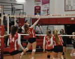 JV volleyball earns two wins