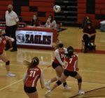 JV volleyball finish night 2-1