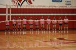 JV Volleyball Dig Pink Night