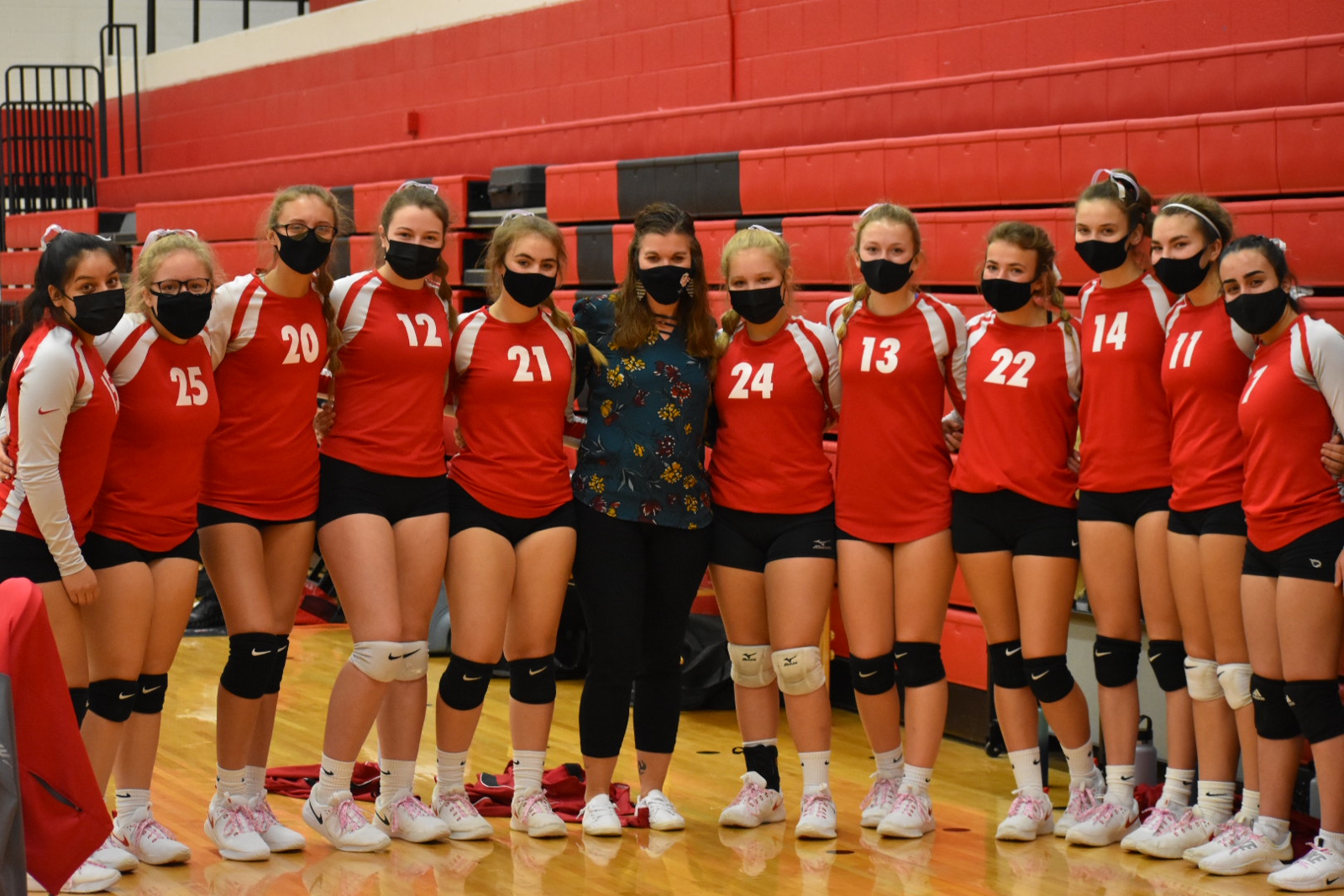JV Volleyball Wraps Up Season
