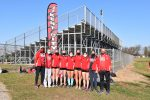 Girls Cross Country Team Advances to State!