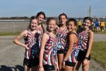 Girls Cross Country Earns Academic All-State!